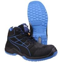 Puma Safety Krypton Boots Safety Blue